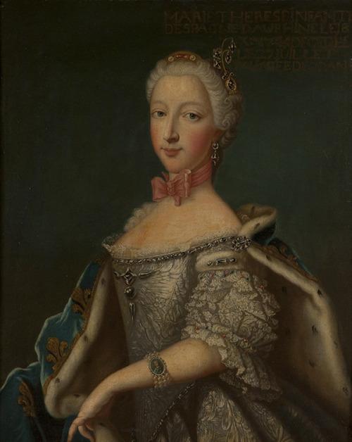 Marie-Thérèse-Raphaëlle de Bourbon-Espagne, belle-fille de Louis XV