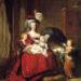 Marie-Antoinette et ses enfants