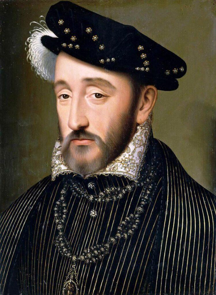 Henri II, d'après François Clouet, 1559