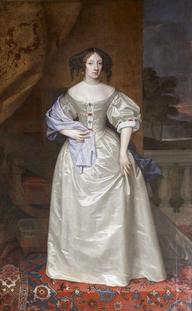 Portrait posthume de Madame, par Samuel Cooper (commandé par son frère Charles II d'Angleterre)