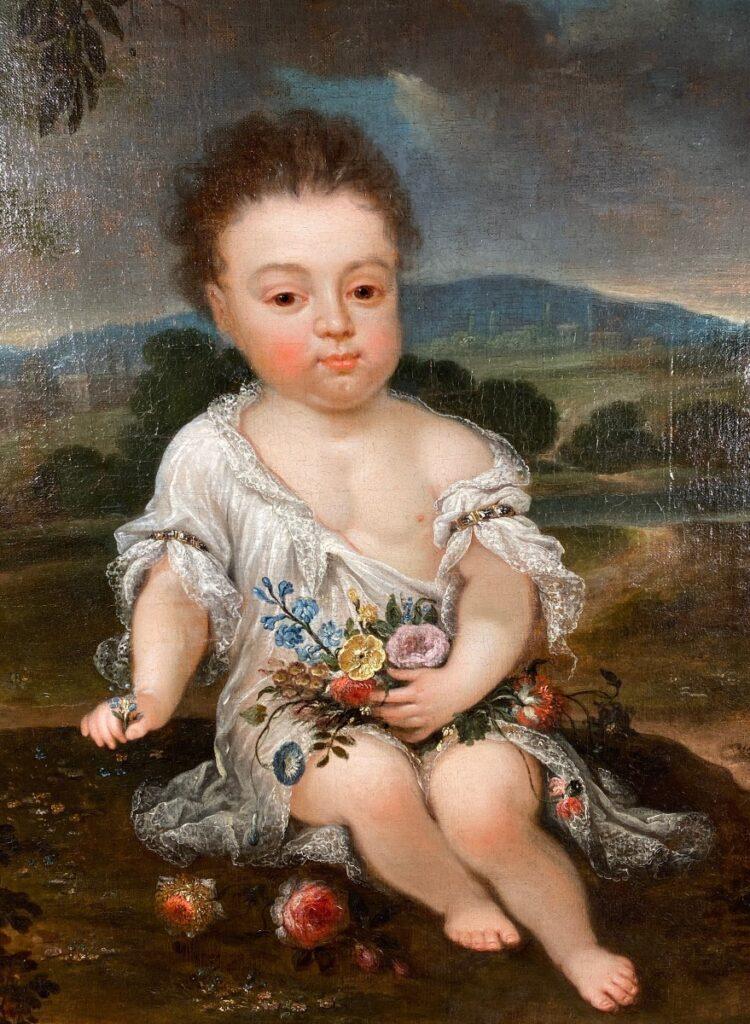 Le Comte de Vermandois, par Pierre Mignard (1670)