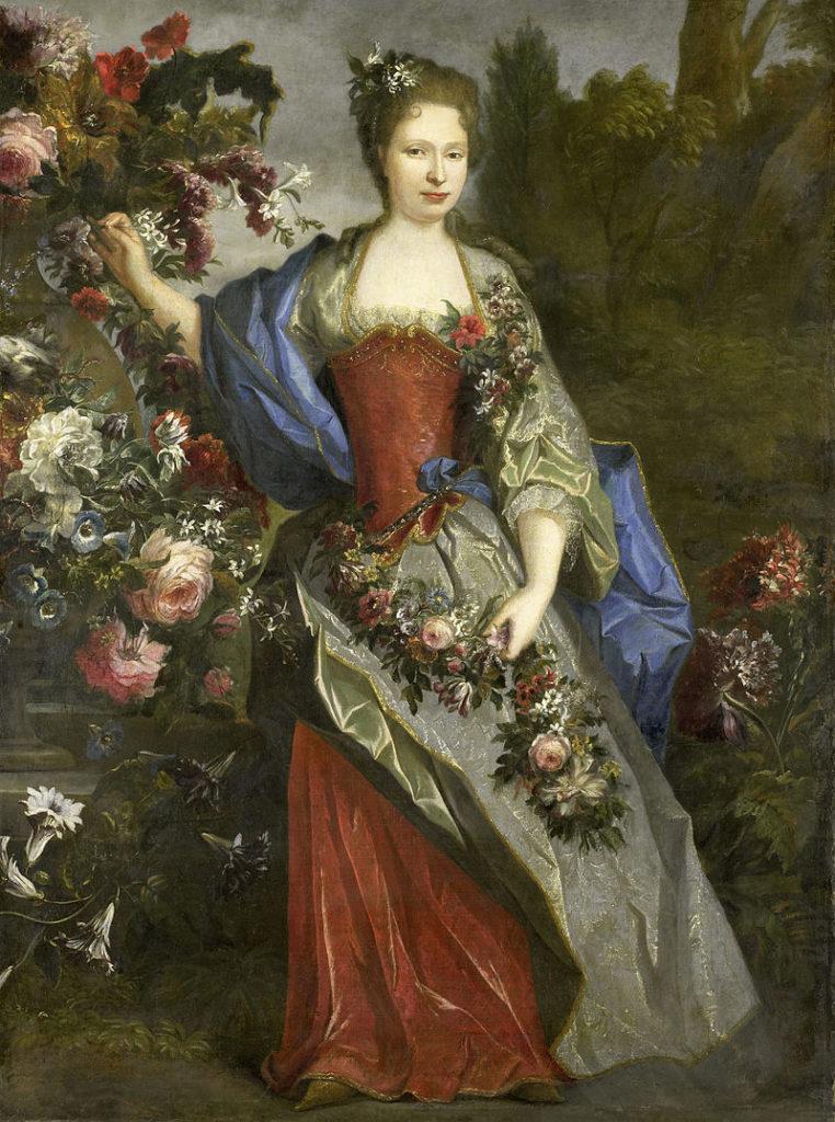 La duchesse de Berry, par Nicolas de Largillière (1712)