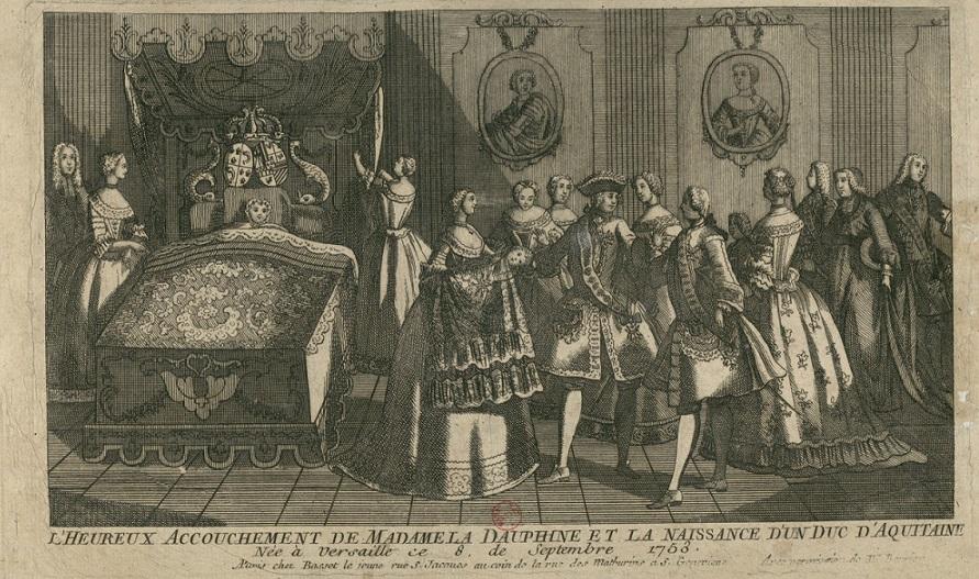 14.Xavier, duc d'Aquitaine, frère de Louis XVI - Histoire et Secrets
