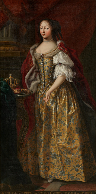 Mademoiselle de Valois anonyme, 1663)