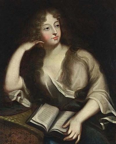 Mademoiselle de Keroualle, par Godfrey Kneller (vers 1671)