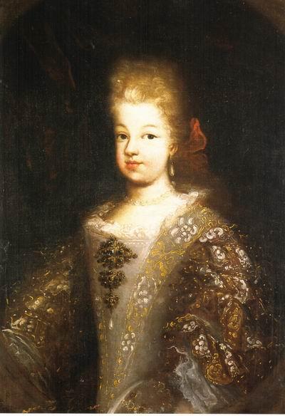 Marie Louise de Savoie (Anonyme)