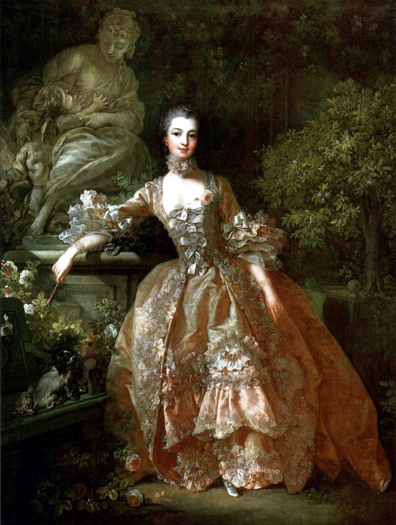 Mme de Pompadour, par François Boucher (1759)
