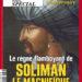 Le règne flamboyant de Soliman le Magnifique