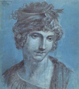 Olympe de Gouges (dessin anonyme)