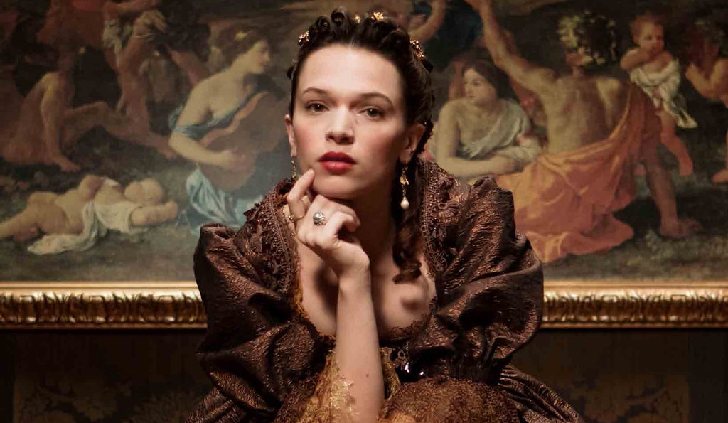 Anna Brewster (la marquise de Montespan)